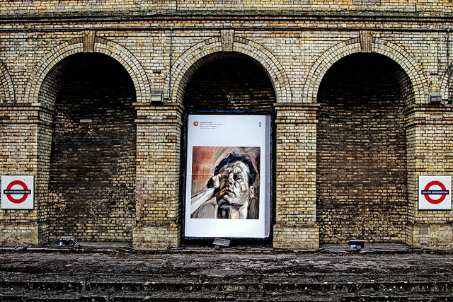 """Underground station - Lucien Freud"" https://flic.kr/p/jNoEyT by https://www.flickr.com/photos/lwr/ licensed under CC BY-NC-SA 2.0"